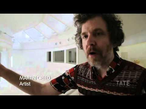 TateShots: Martin Creed at Tate St Ives