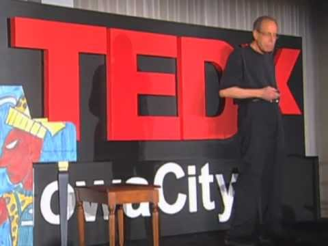 TEDxIowaCity-Dr.Ed Wasserman-Bye Design!