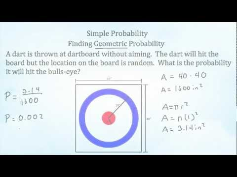 Simple Probability Tutorial