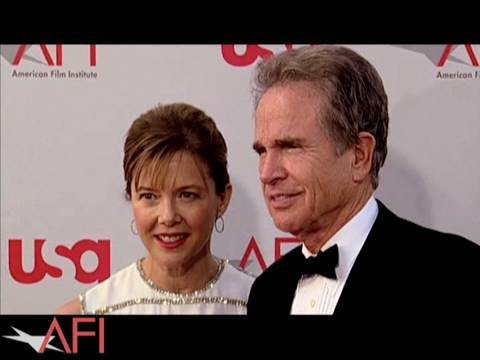 Warren Beatty AFI Life Achievement Award: Show Open