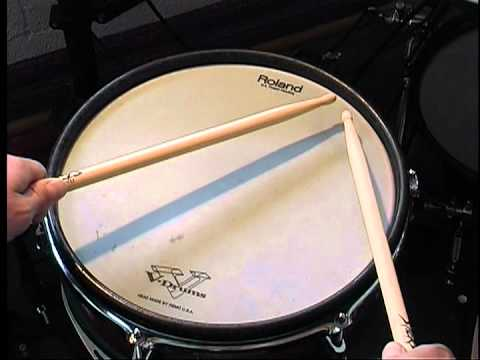 What is a single stroke seven and how to play it on the drums by Jesse Conlee