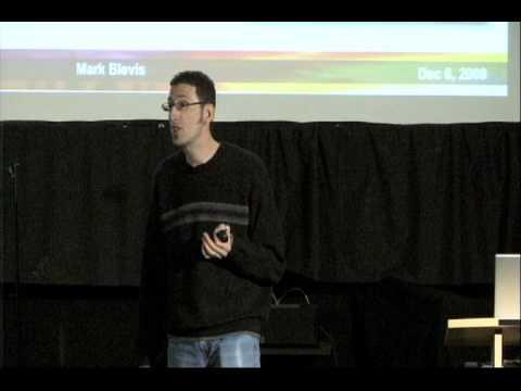 TEDxOttawa - Mark Blevis - 12/06/09