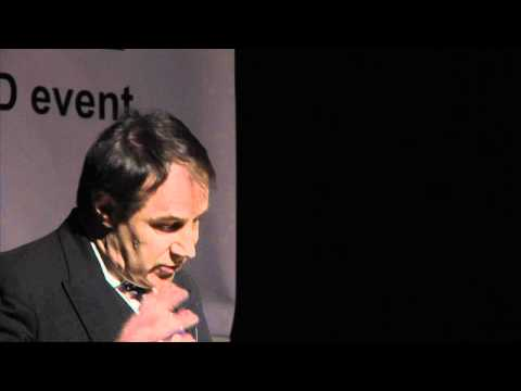 TEDxTbilisi - Donald MacLaren - The Long View: Scotland's Future