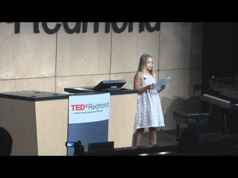TEDxRedmond - Cameron Manor - Something to Call My Own
