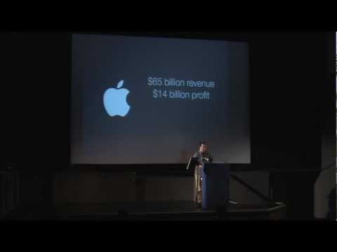 TEDxSheffield - Adrian Hon - Jobs, ZMP and Creative Debt