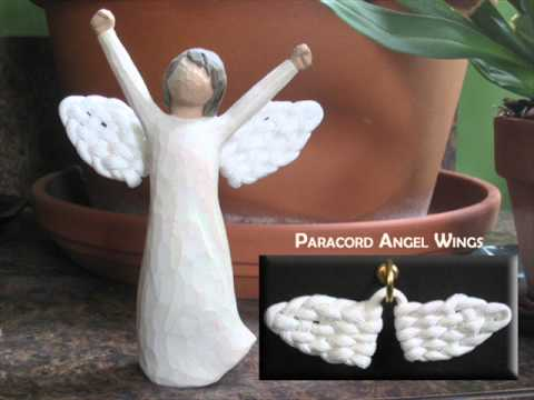 Parcord Angel Wings - Peview of This Week's TIAT Video!