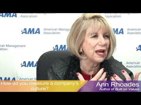 Three Questions for Ann Rhoades
