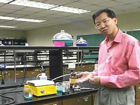 Recrystallization, A Chemistry Lab Demo From Thinkwell