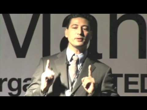 TEDxManila - Iliac Diaz - 12/05/09