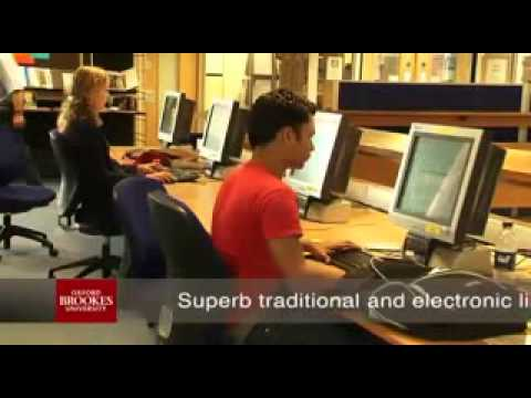 Studying Law at Oxford Brookes University