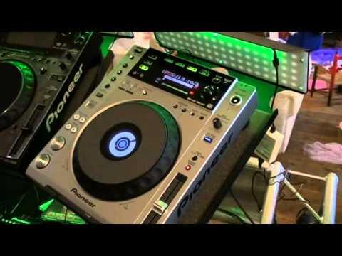 Pioneer CDJ-850 Video 1