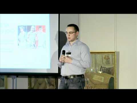 TEDxCluj - Sergiu Biris - Taking your game to the next level