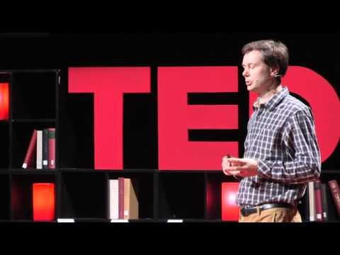 TEDxWarwick - Andy Stanford-Clark - Innovation Begins at Home