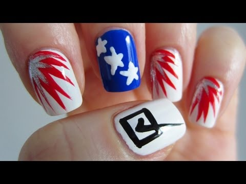 Presidential Election Nails: Obama or Romney???