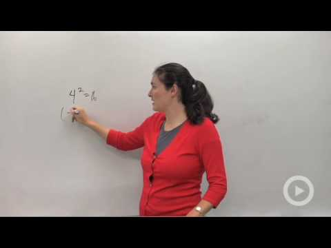 Solving Quadratic Equations Using Square Roots