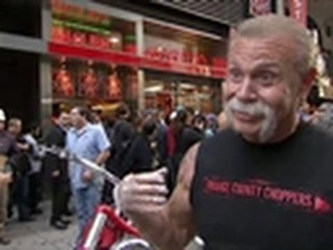 Orange County Apprentice | American Chopper