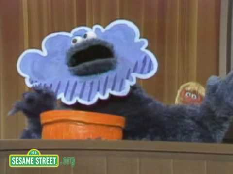 Sesame Street: School Pageant-Flower
