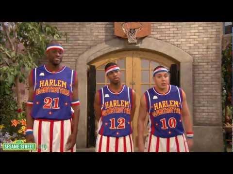 Sesame Street: The Harlem Globetrotters - 3
