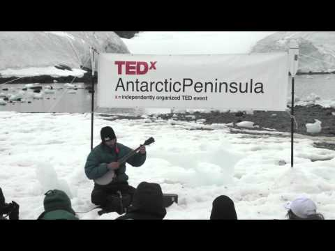 Vital Mental Medicine: Solan Jensen at TEDxAntarcticPeninsula