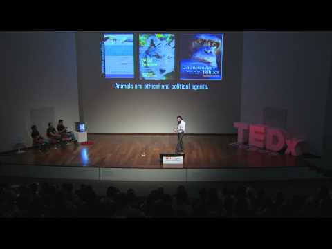 "TEDxEdges 2011 - David G. Santos - ""Ultra-Atheism - The Origins of Good, Evil, and God"""