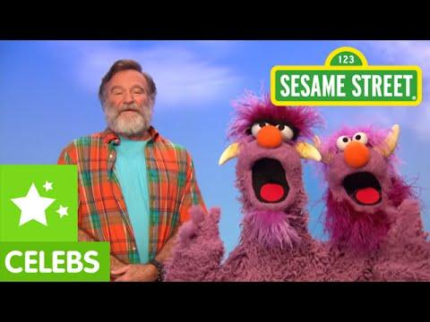 Sesame Street: Robin Williams: Conflict