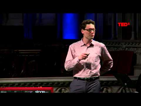 What Change Looks Like: Jake Barton at TEDxHarlem
