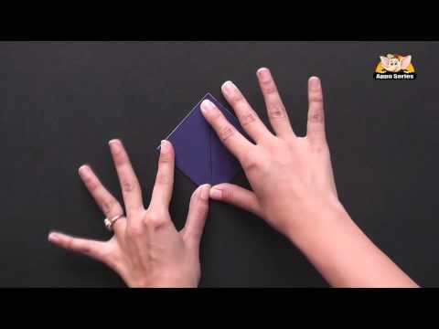 Origami  - Triangle Box