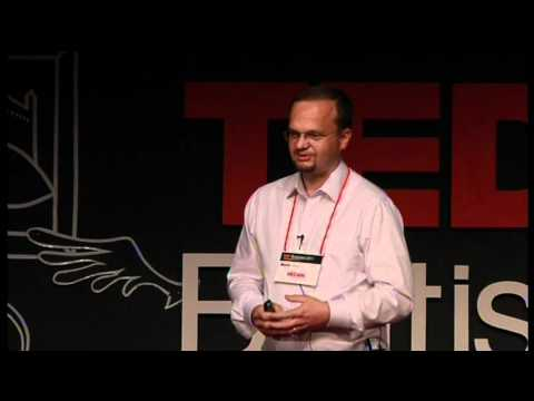 TEDxBratislava - Martin HAJDUCH -- Why do plants grow in the radioactive soil of Chernobyl?