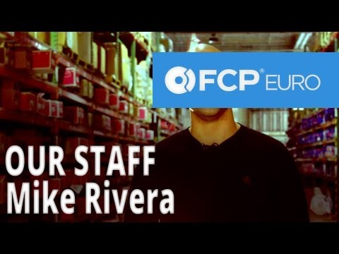 Our Staff - Mike Rivera: Senior Sales Associate - FCP Stores