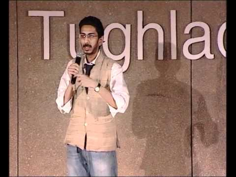 TEDxTughlaqRdChange-Kartik Desai- 'tell the truth and trust the people'