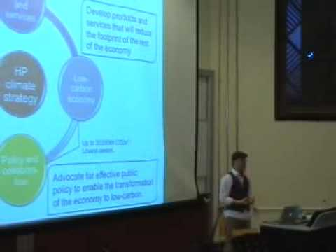 WWF Sustainable Innovation Lecture
