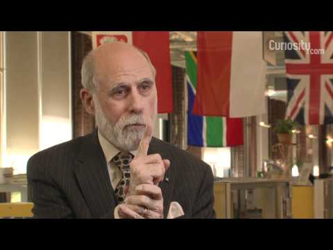Vinton Cerf: Sending the First Packet Switch