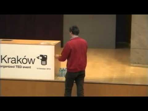 TEDxKrakow - Richard Lucas - Organizing a Global Initiative without Funding