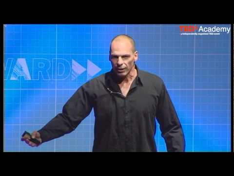 TEDxAcademy - Yanis Varoufakis - A Modest Proposal for Transforming Europe