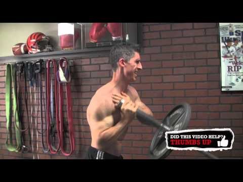 Shoulder Press Solution - STOP Shoulder Pressing Pain NOW!