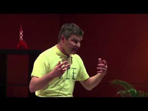Réjouissons-nous : la révolution de la vie: Patrice VALANTIN at TEDxRennes