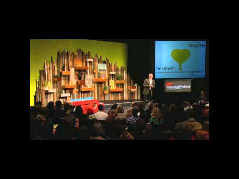 "TEDxConcordiaUPortland - Tim Smith - ""A Living Community Framework for Sustainability"""