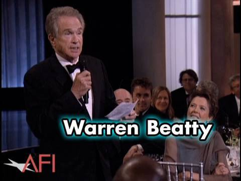 Warren Beatty Salutes Mike Nichols at the AFI Life Achievement Award