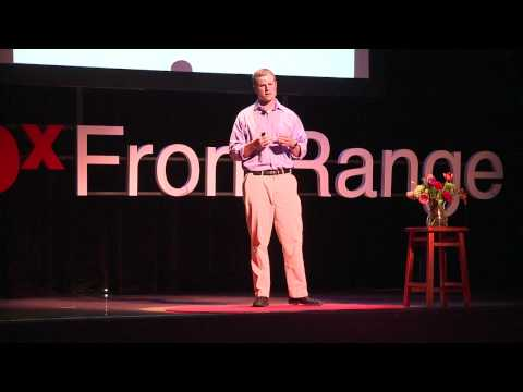 TEDx Front Range - Bryce Hach - Ending Homelessness