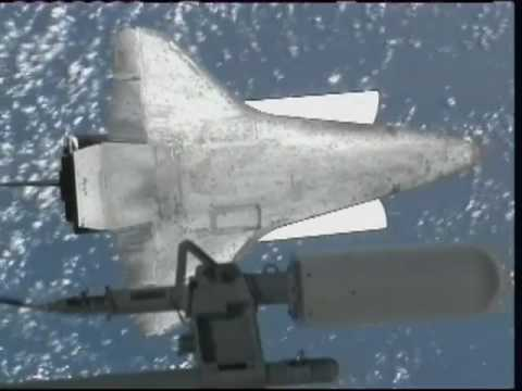 STS-129 Rendezvous Pitch Maneuver Sped Up