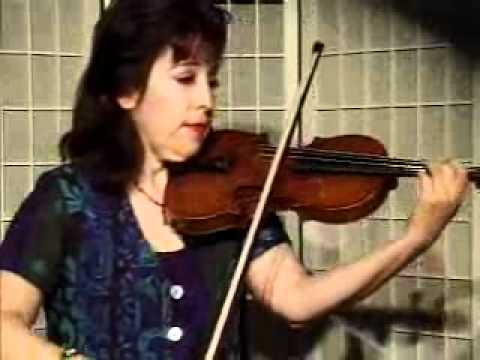 Violin Song Demonstration - Meditation by Massenet - Take 1