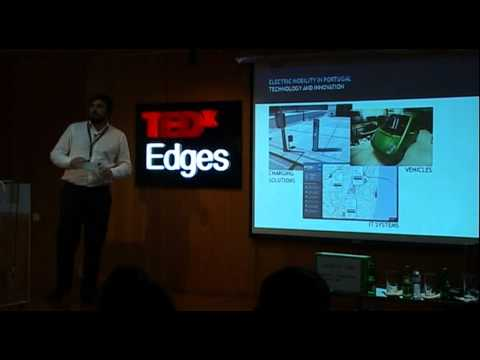 TEDxEdges - Luís Reis - how Electric Mobility will Transform Portugal by 2020