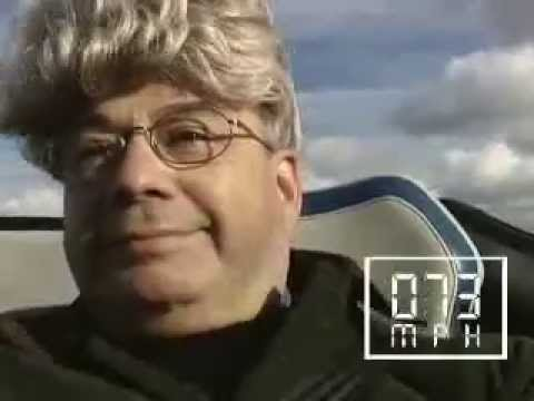 Top Gear - Middle aged man wig test - BBC