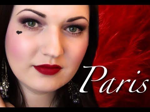 PARIS Romance Valentine's Day Makeup