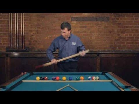 Pool Trick Shots / TV Shots: 1-2-3 Chopsticks Lefty Righty