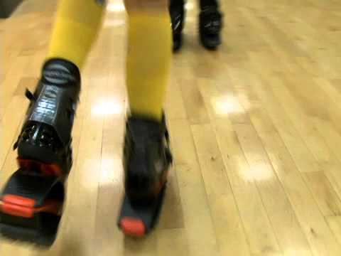 The NBT: Bouncing Shoes