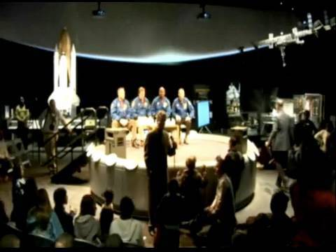 Space Shuttle STS-129 Astronauts Visit the Museum