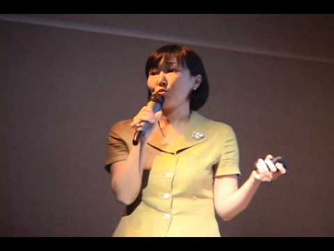 TEDxHaeundae - 이드보라(Deborah Lee) - The music filled happiness - 09/17/2011