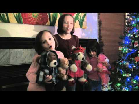 "Snyder Sisters Sing ""Jingle Bear"""