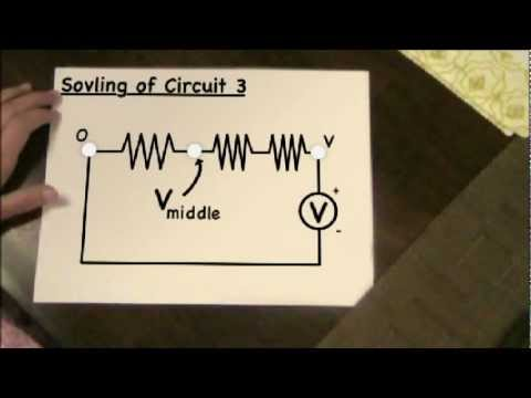 Series and Parallel Circuits: A Water Analogy